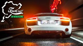 Êxtase e terror: quando enfrentei o Nürburgring Nordschleife com o Audi R8