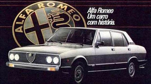 Credito: Alfa Romeo / Divulgacao  - Alfa Romeo 2300