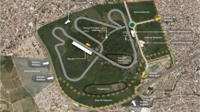 Autódromo do Rio de Janeiro tem sua construção temporariamente cancelada