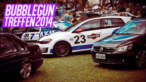 Bubble Gun Treffen 2014: o que rolou no maior evento VAG do Brasil