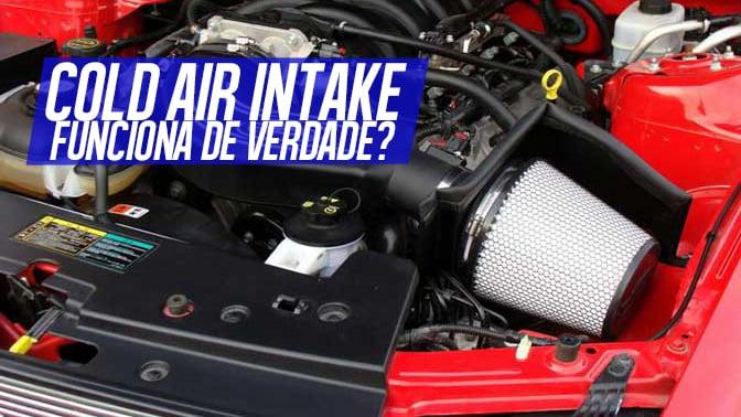 Os cold air intakes (CAI) realmente funcionam? - FlatOut!