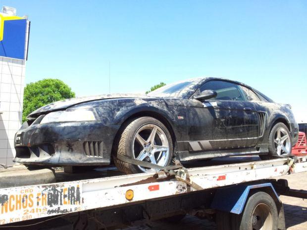 Mustang PC 2