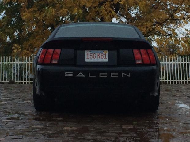 Mustang PC 4