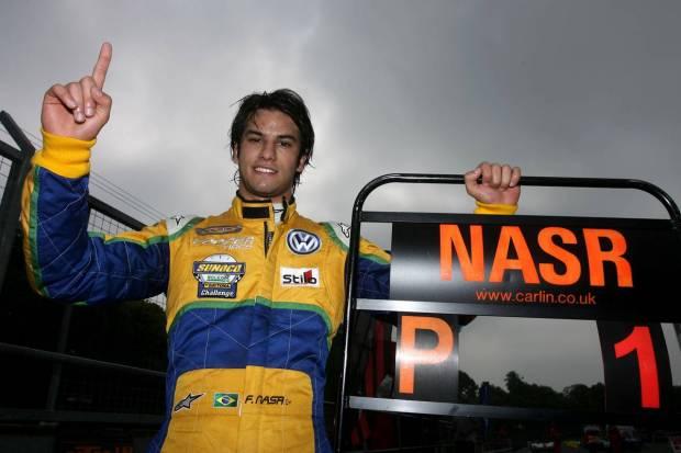 Felipe Nasr (BRA) Carlin Dallara Volkswagen