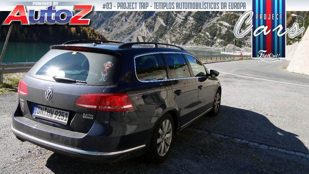 Project <strike>Cars</strike> Trip #03: uma viagem de 6.000 km pelos templos automobilísticos da Europa