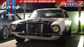 Project Cars #47: a primeira partida e os problemas com o distribuidor do V8 351 do Ford Maverick