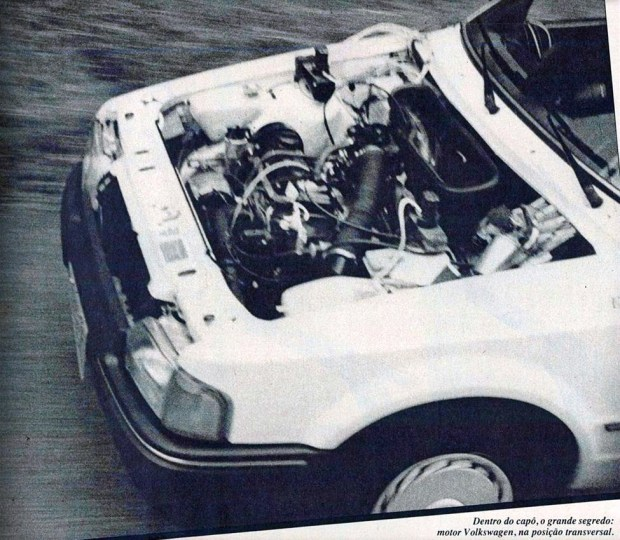 Teste motor AP julho 1987 - Foto André Gomide
