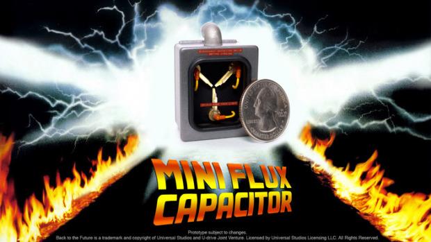 <i>Great Scott! </i> Agora você pode ter um capacitor de fluxo no seu carro &#8211; e em vários tamanhos!