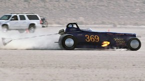 Este hot rod com carroceria de Ford 1928, motor de Supra e 1.000 cv é insano — e incontrolável