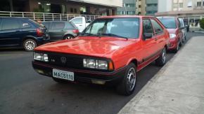 Que tal um Volkswagen Passat GTS Pointer como seu novo project car? Este aqui está à venda
