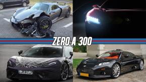 Porsche 918 Spyder é destruído em acidente, Honda NSX será apresentado em janeiro, Spyker vai à falência e mais!