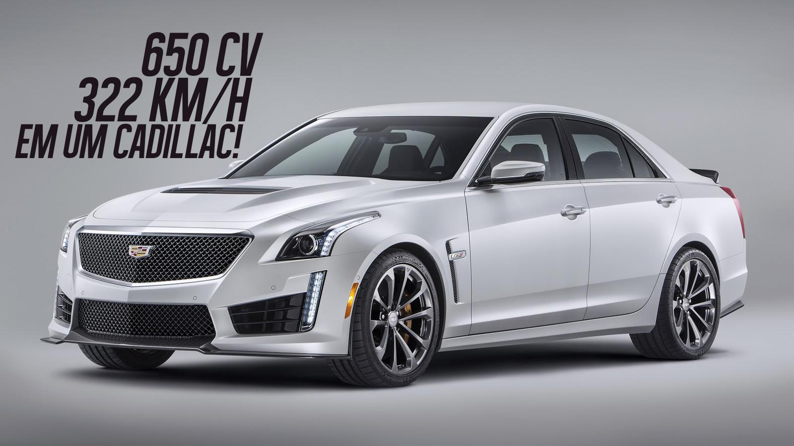 Cadillac Cts V Sedan Copy