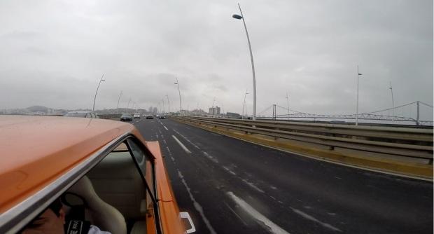 2155 - Chegada em Floripa - do vídeo da GoPro