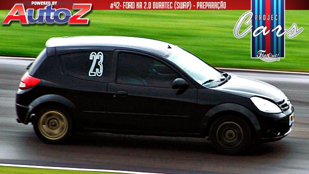 Project Cars #42: o shakedown do meu Ford Ka Duratec na arrancada e o acerto de pequenos problemas