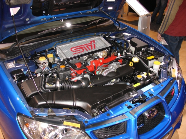 Subaru_Impreza_WRX_STI_2006_engine