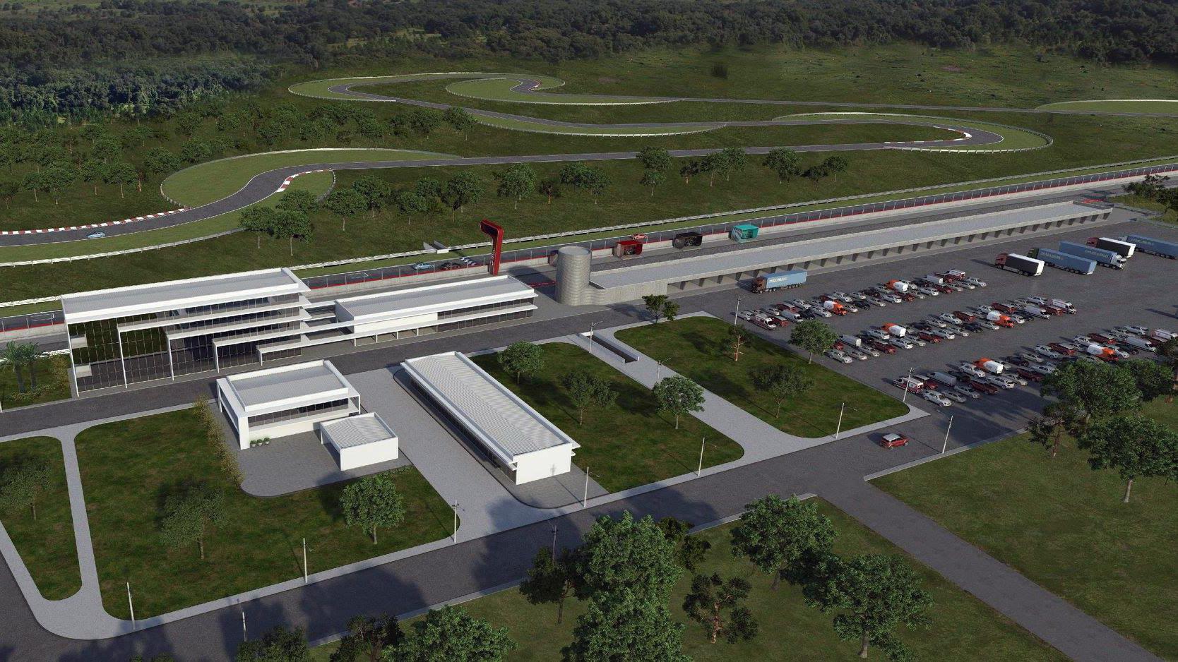 Circuito De Cristais : Morando no autódromo circuito dos cristais promete ser o primeiro