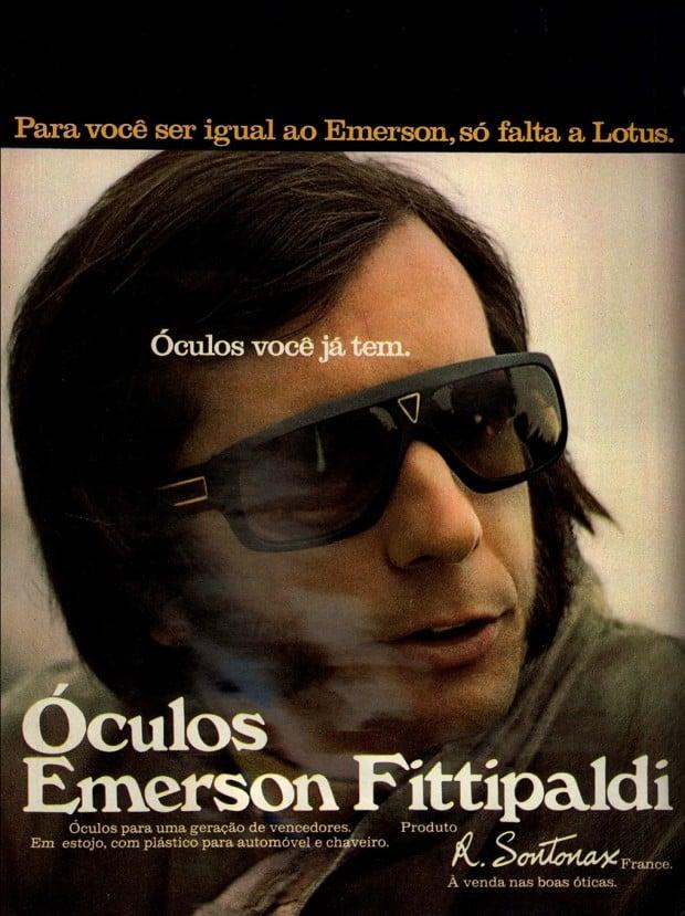 08e953410be5b Em 2011, comemorando os 40 anos da primeira vitória de Fittipaldi na F1 e  os 10 anos de existência da empresa, a Evoke dediciu relançar o modelo, ...