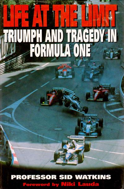 fdc8d19b1f ... um verdadeiro clássico para os fãs de automobilismo — trata-se de um  relato da carreira do Professor Sid Watkins
