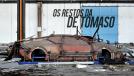 Em ruínas: eis o que restou da antiga fábrica da De Tomaso na Itália