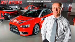 John Easton: o cara por trás dos Lancer Evo de produção mais brutais da história – e do tetra de Makinen no WRC