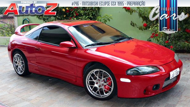 Project Cars #146: a história do Mitsubishi Eclipse GSX de ...