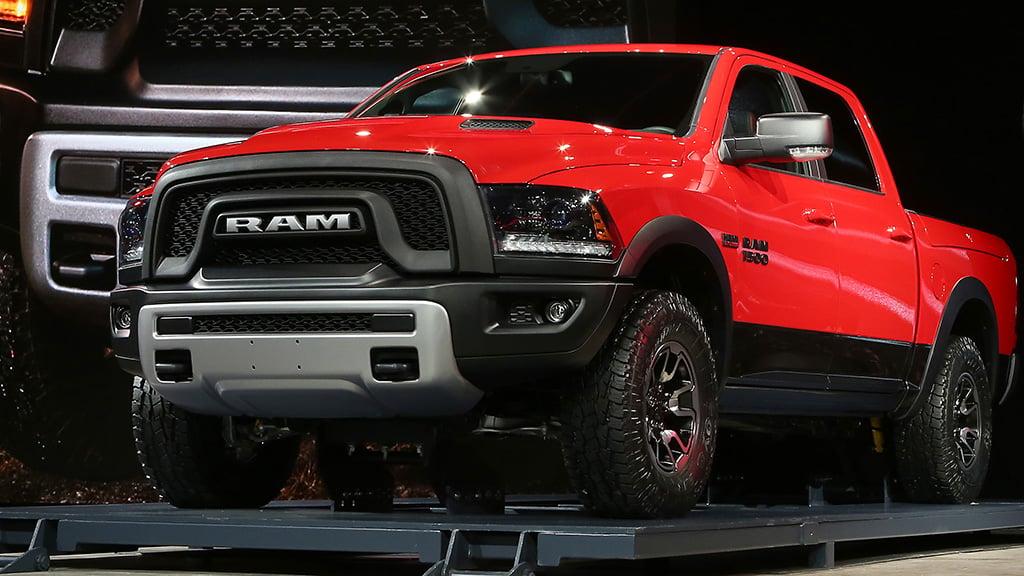 All New 2015 Ram 1500 Rebel World Debut