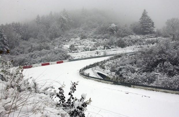 Tony Rogers Image - Nordschleife in snow 875