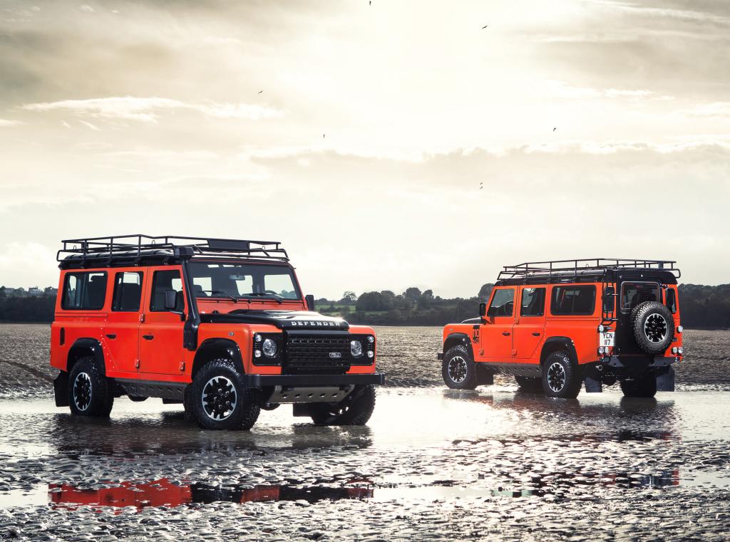 Adeus, Defender: Land Rover se despede de seu icônico utilitário com ...