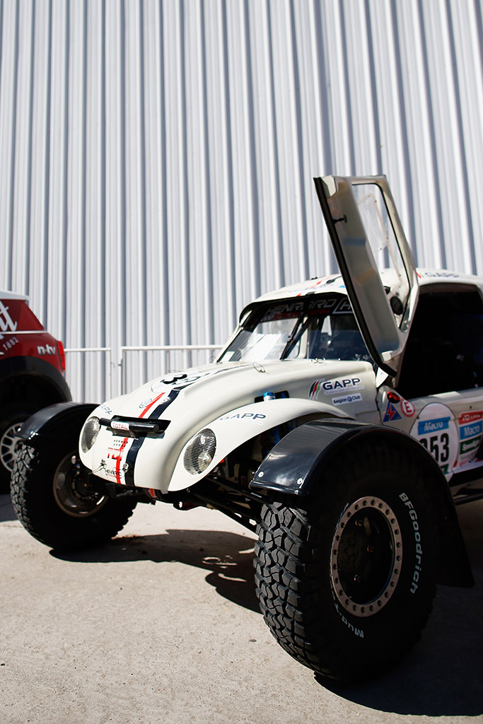2015 Dakar Rally - Previews