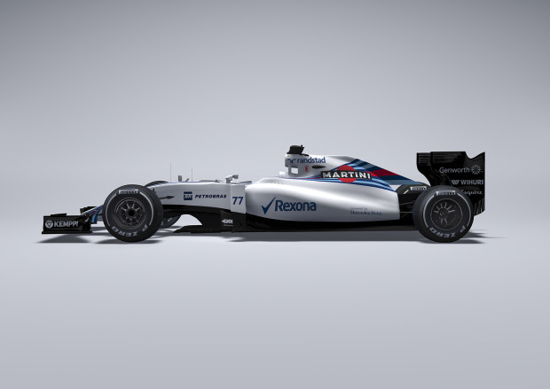 January 2015The Williams FW37Photo: Williams F1 ref: Digital Image FW37_1