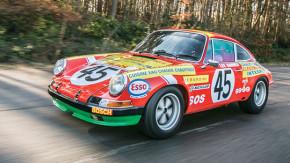 Este Porsche 911 venceu nos ralis, correu em Le Mans, pode ser usado nas ruas e está à venda