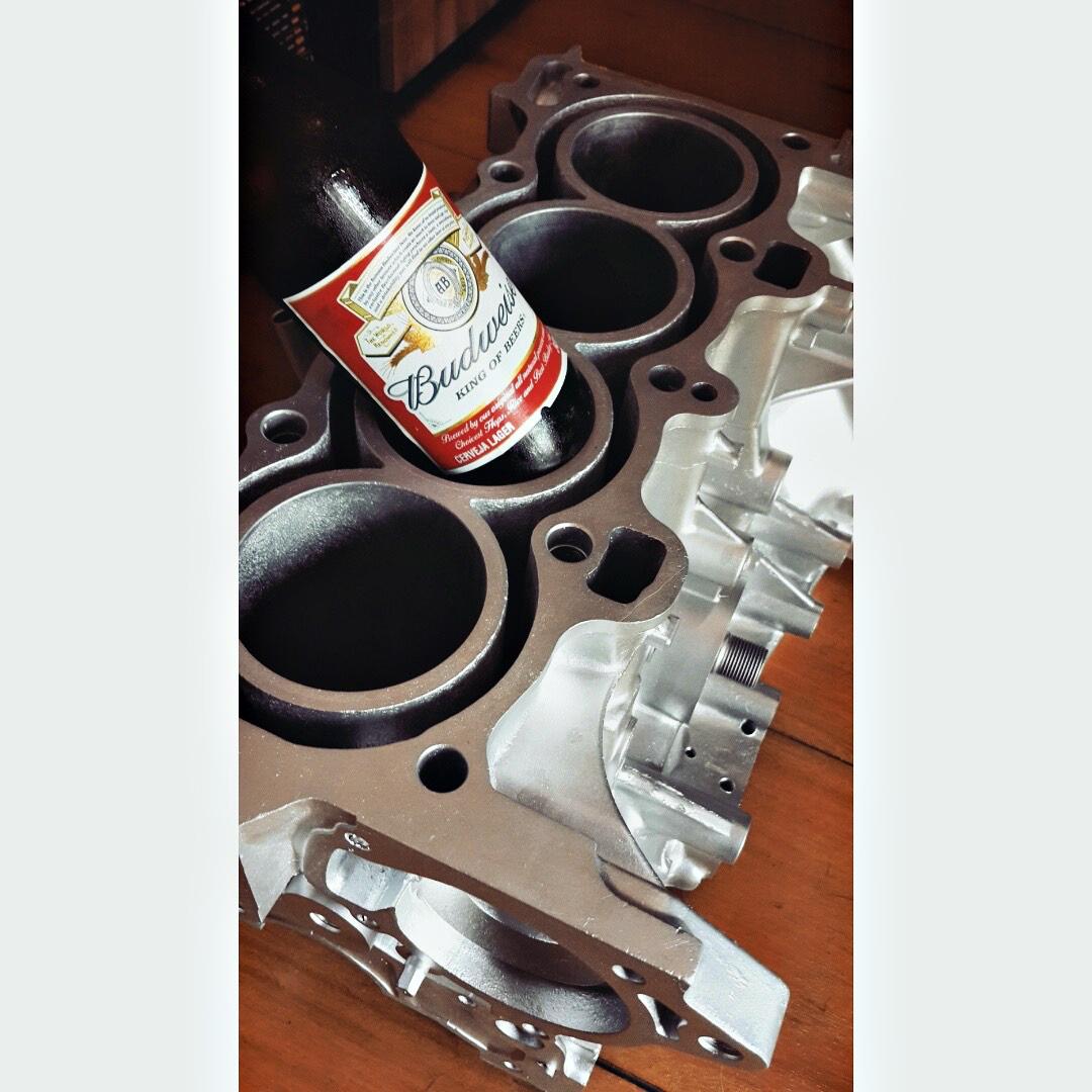 Honda B16 Supercharger: Project Cars #51: Um Novo Motor B16 E A Redução De Peso Do
