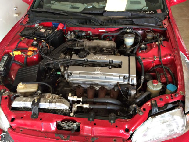 Civic Supercharger
