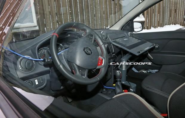 Dacia Sandero RS 5