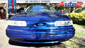 Restaurando e cuidando de um Ford Taurus de segunda geração – a história do Project Cars #180