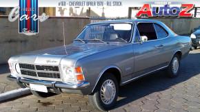 Um Opala 1978 all stock como primeiro carro – conheça a história do Project Cars #160
