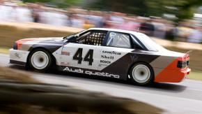 Audi 200 Quattro Trans-Am: o carro que provou que tração integral não era só para ralis