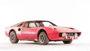 Carros acumulados desde os anos 1960 são vendidos por R$ 70 milhões