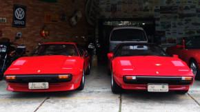Sua chance de comprar não uma, mas duas Ferrari 308 pode ser esta