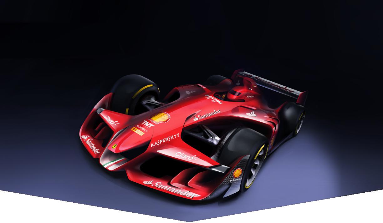 Ferrari f1 motor 2018 10