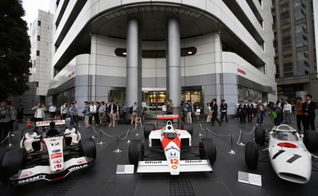 Japan F1 Honda
