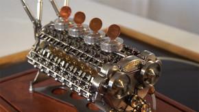 Este cara faz os menores motores funcionais do mundo – e são verdadeiras obras de arte