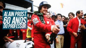 Feliz aniversário, <i>Professeur</i>: Alain Prost completa 60 anos!