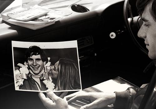 Aryton Senna Alfa Romeo alfasud