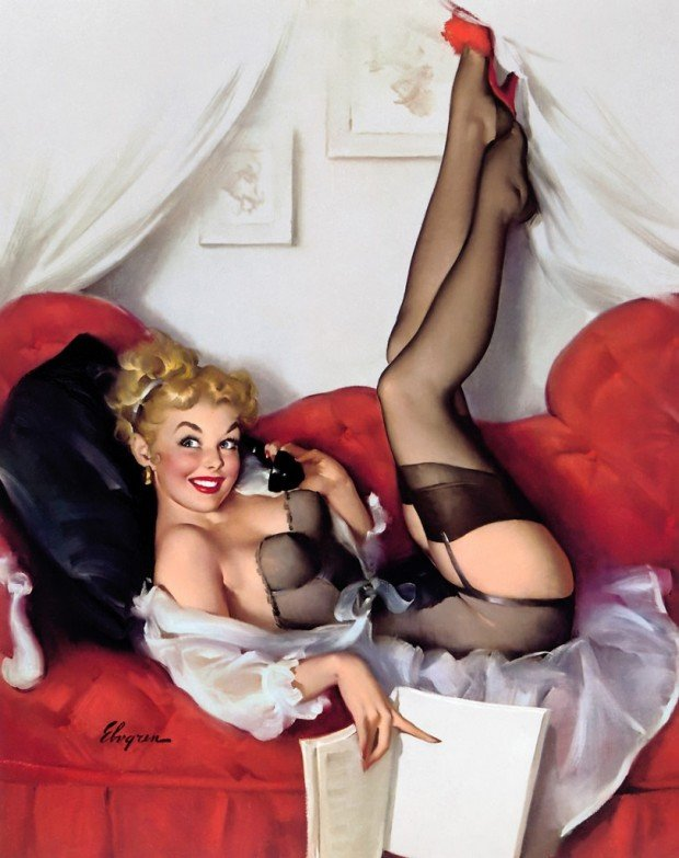 Gil-Elvgren-Pin-Up-Art-Image-3-811x1024