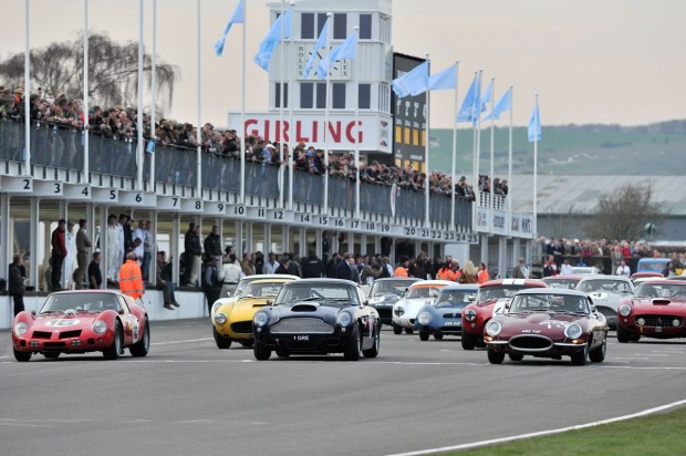 Start of the Moss Trophy Race