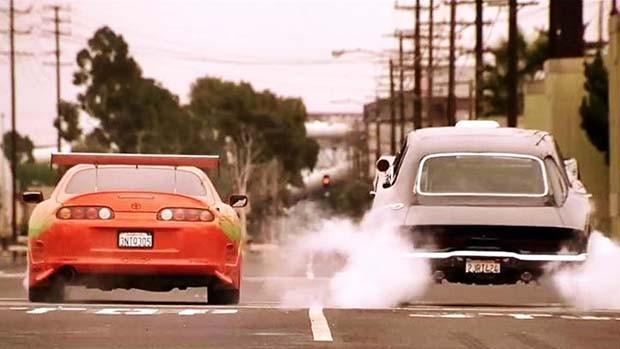 Supra Vs Charger >> Os carros mais marcantes de Velozes e Furiosos - parte 1: The Fast and the Furious, 2001 - FlatOut!