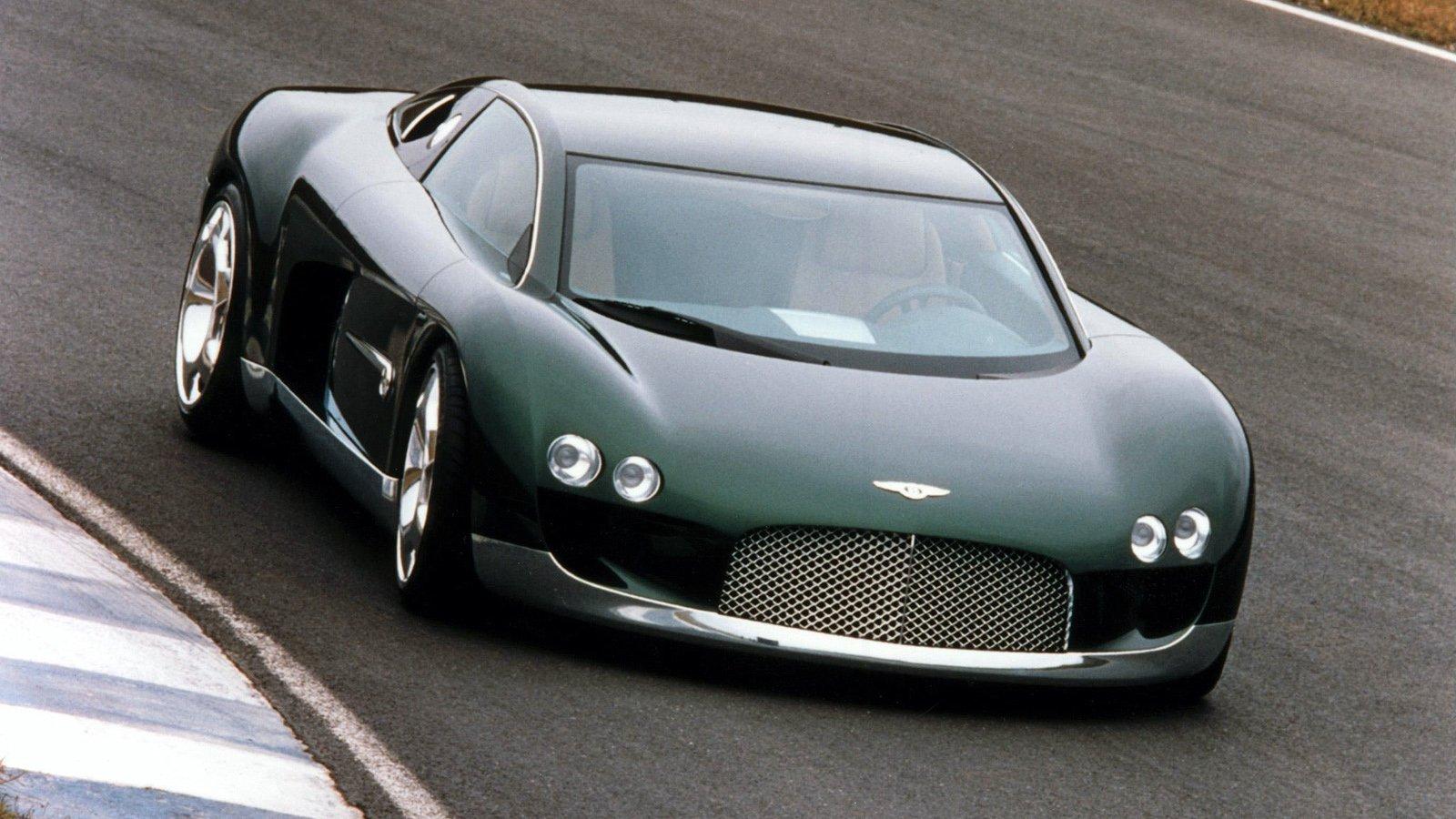 Hunaudi 233 Res O Bentley Que Quase Foi O Bugatti Veyron Flatout