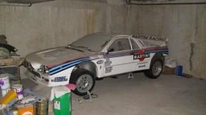 Para onde vão os carros de corrida depois que eles se aposentam?