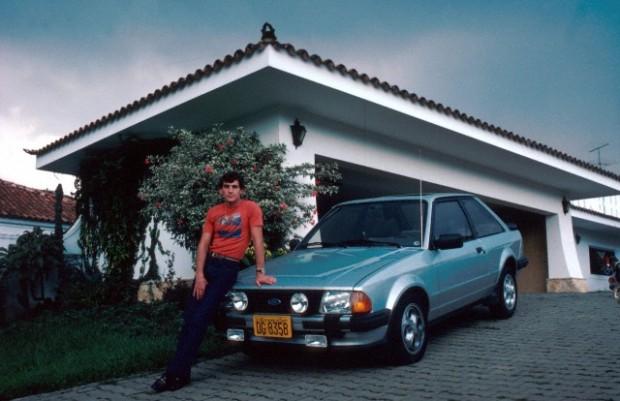 Formula One - Ayrton Senna at Home